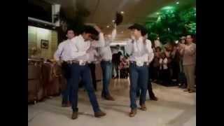 Dancing Cowboys