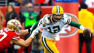 DP Show Debate: How Much Is Aaron Rodgers to Blame for Packers Loss to 49ers? | The Dan Patrick Show