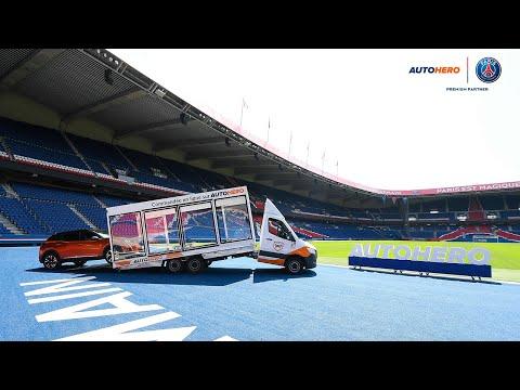 Autohero   Official Premium Partner of Paris Saint-Germain