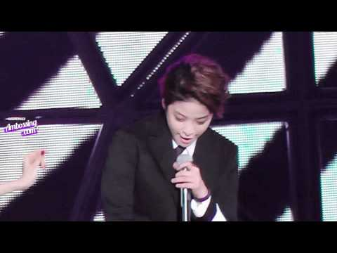 2014 SMTOWN problem Amber focus 직캠