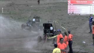 '2014 Baja SAE Kansas - Endurance Race (full program)