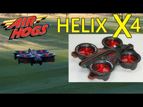 video Air Hogs RC Elite Helix X4 Stunt QuadCopter