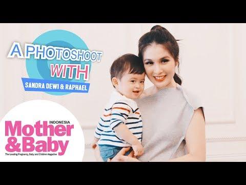 Cerita Sandra Dewi Tentang Anaknya, Raphael Moeis