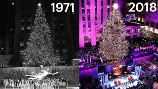 Ninety Years of Christmas in New York City, Then and Now | The New Yorker