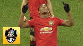 Anthony Martial doubles Man United's lead v. Man City | Premier League | NBC Sports