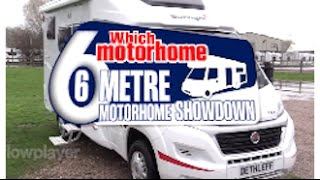 Which Motorhome - 6 Meter Motorhome Showdown | Lowdham Leisureworld