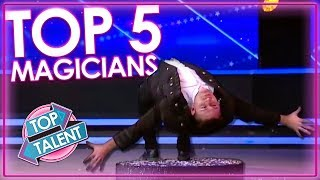 TOP 5 Magician Winners That Shocked The World on Got Talent | Top Talent