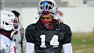 """South Carolina State Bulldogs Football Players give """"BEHIND THE SCENES"""" look into Practice"""