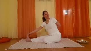 Kundalini Yoga Kriya für Schilddrüse, Nebenschilddrüse und 3. Auge/ Intuition
