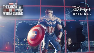 Captain America | Marvel Studios' The Falcon and The Winter Soldier | Disney+