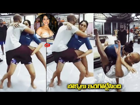 Actress Regina Cassandra's martial arts practice video wins hearts