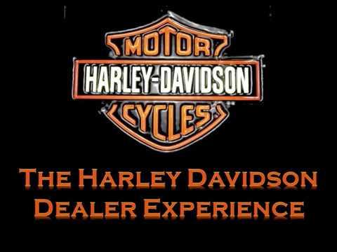 The Harley Davidson Dealer Experience