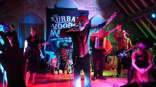 The Urban Voodoo Machine - 'Not With You' Live @ The Jazz Cafe Cheltenham Oct 2018