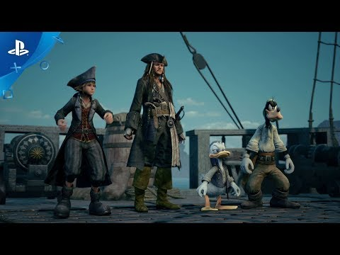 KINGDOM HEARTS III Video Screenshot 1