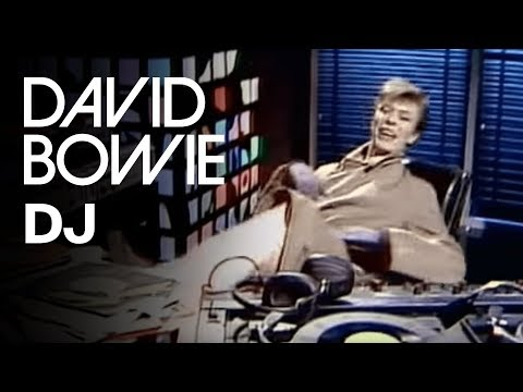David Bowie - DJ  (Official Video)