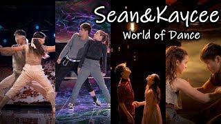 Sean & Kaycee - World of Dance Compilation