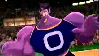 Space Jam - Tune Squad vs Monstars Part 4 Final Shot