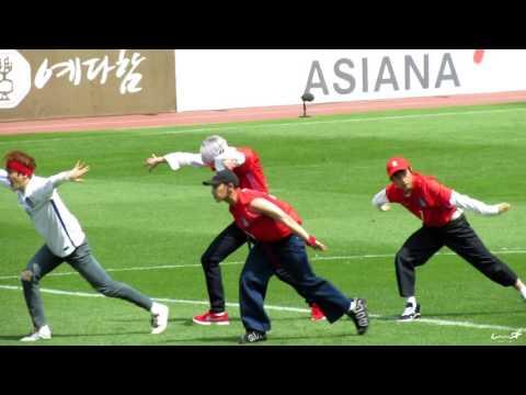 160604 올림픽 축구 친선경기 NCTU 일곱번째 감각