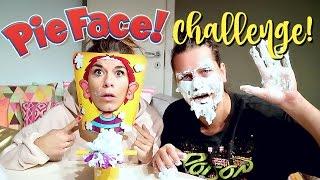 Pie Face Challenge - Kristin & Dennis
