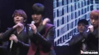 111009 Friends of Korea - Mr.Simple (ver.YeSung)