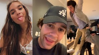Parties at David Dobrik's Home with The Vlog Squad | Ilya's Birthday - Vlog Squad IG Stories 66