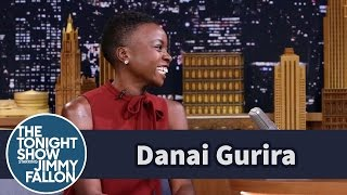 Danai Gurira Introduced Christmas Stockings to Zimbabwe