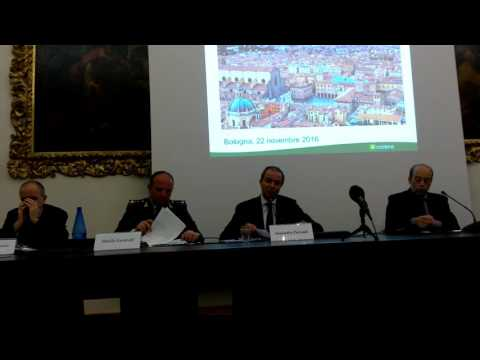 Alejandro Pascual (Codere) presenta 'In nome della legalità'