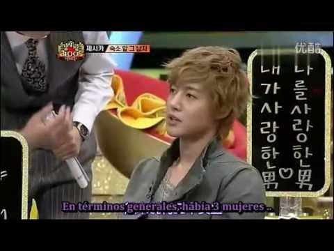 Strong Heart - Kim Hyun Joong cut EP102 Sub Español 1
