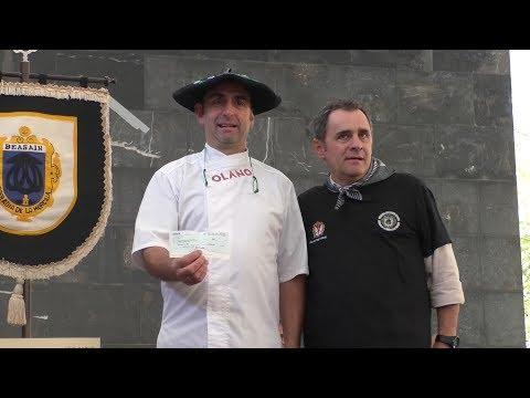 Olano harategiak irabazi du 6. urtez Odolki txapelketa