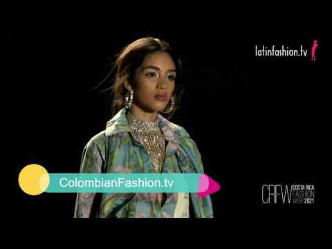 Luca Luca en Costa Rica Fashion Week 2021