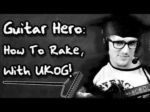 How to 'Rake' strum ~ With UKOG!
