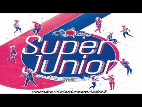 Super Junior (슈퍼주니어) - Only U [Official Audio] ENGLISH SUB