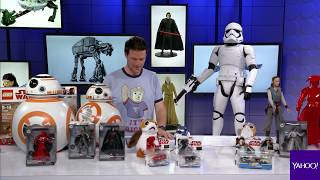 'Star Wars' Force Friday Toys, Unboxing And Reviews