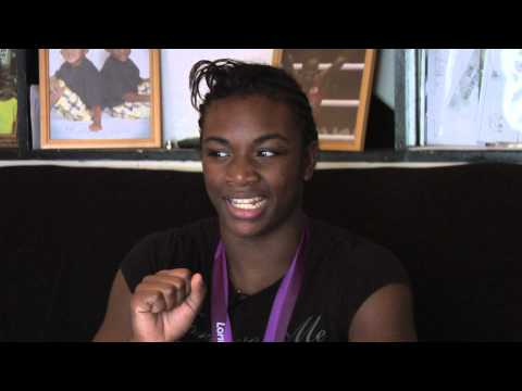 T-Rex Unleashed: One on one with Claressa Shields