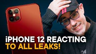 iPhone 12 Rumor Roundup — Reacting to ALL Leaks!
