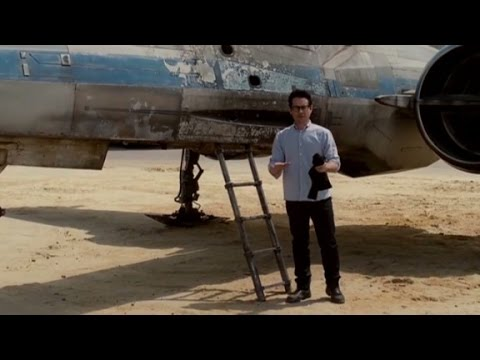Behold! The Star Wars VII X-Wing - CNN  - MS3Rwz8v8_U -