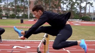 Workout Wednesday: Trey Cunningham Hurdle Training