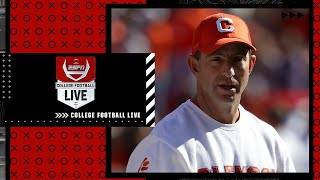 'It makes a lot of sense for Clemson to join the SEC' - David Pollack | College Football Live