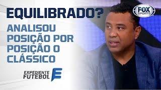 FOI EQUILIBRADO! Duelo Fox: Flamengo x Cruzeiro