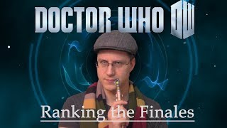 Doctor Who Finales Ranked