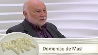 Mix Palestras   Roda Viva   Domenico De Masi