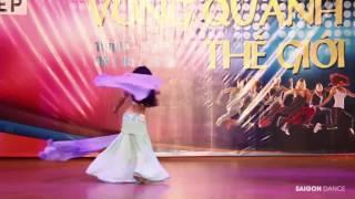Hotstep 2016   Ms  Lan Anh   Bellydance Litttle Mermaid Drum   Biên Đạo  Ms  Đoan Trang