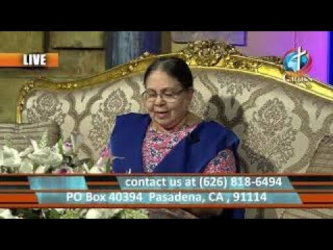 The Light of the Nations Rev. Dr. Shalini Pallil  02-23-2021