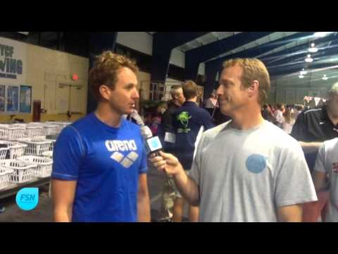 Orlando Grand Prix 2014: Aaron Peirsol - YouTube