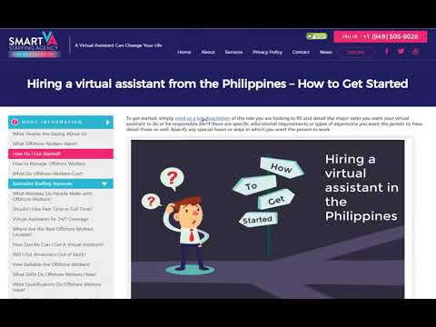 How to Get Started? Hire Your First Virtual Assistants the Easy Way
