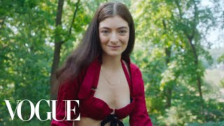 73 Questions With Lorde | Vogue