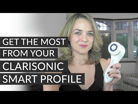 Get the most from your Clarisonic SMART Profile by CURRENTBODY