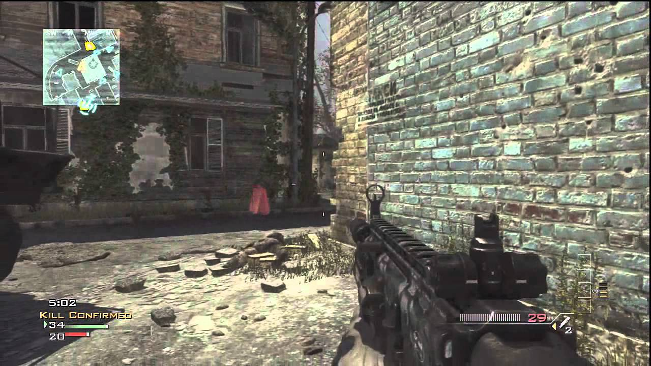 MW3 Chaos Cracked !!!! 9/46
