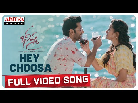 Hey Choosa Full Video Song