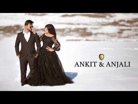 Best Pre Wedding 2019 | Ankit & Anjali | World Wedding Cinema | Kashmir | India